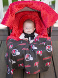 Tampa Bay Buccaneers Whole Caboodle - Shop Baby Slings & wraps, Baby Bedding & Home Decor !