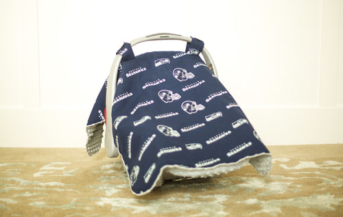 Seattle Seahawks Canopy - Shop Baby Slings & wraps, Baby Bedding & Home Decor !