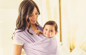 Lilac Wrap - Shop Baby Slings & wraps, Baby Bedding & Home Decor !