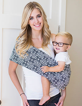 Milo Sling - Shop Baby Slings & wraps, Baby Bedding & Home Decor !