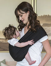 Load image into Gallery viewer, Black Sling - Shop Baby Slings & wraps, Baby Bedding & Home Decor !