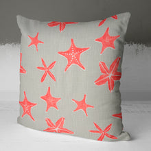 "Load image into Gallery viewer, Bali Coral 18"" Pillow - Shop Baby Slings & wraps, Baby Bedding & Home Decor !"