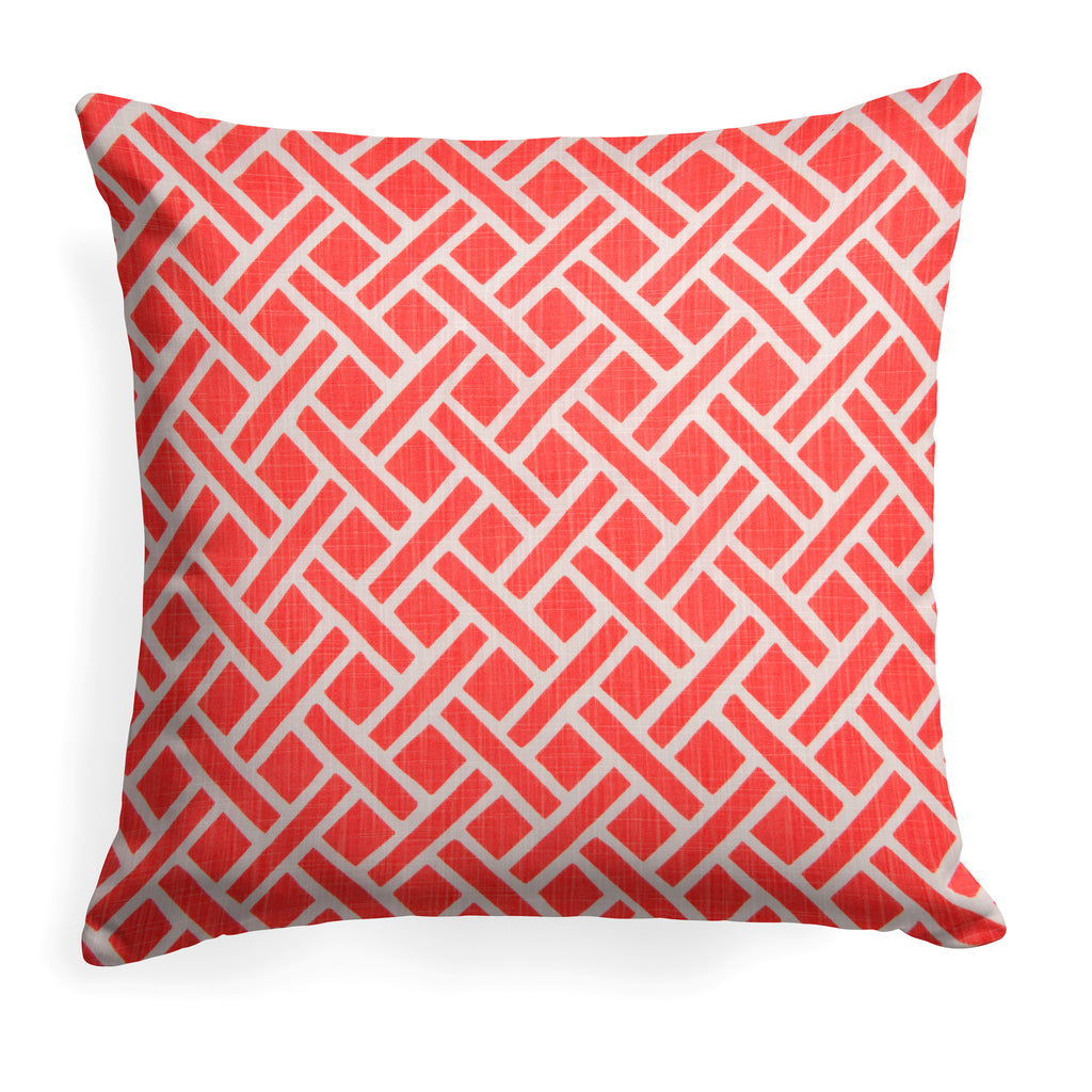 "Fusion Coral 25"" Pillow - Shop Baby Slings & wraps, Baby Bedding & Home Decor !"