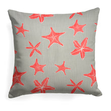 "Load image into Gallery viewer, Bali Coral 25"" Pillow - Shop Baby Slings & wraps, Baby Bedding & Home Decor !"