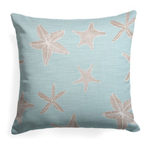 "Load image into Gallery viewer, Bali Aqua 20"" Pillow - Shop Baby Slings & wraps, Baby Bedding & Home Decor !"