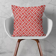 "Load image into Gallery viewer, Fusion Coral 18"" Pillow - Shop Baby Slings & wraps, Baby Bedding & Home Decor !"