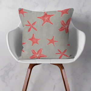 "Bali Coral 18"" Pillow - Shop Baby Slings & wraps, Baby Bedding & Home Decor !"