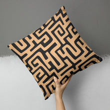 "Load image into Gallery viewer, Jabari 18"" Pillow - Shop Baby Slings & wraps, Baby Bedding & Home Decor !"