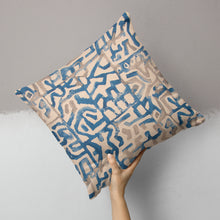 "Load image into Gallery viewer, Ares 18"" Pillow - Shop Baby Slings & wraps, Baby Bedding & Home Decor !"