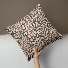 "Load image into Gallery viewer, Ayo 25"" Pillow - Shop Baby Slings & wraps, Baby Bedding & Home Decor !"
