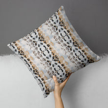 "Load image into Gallery viewer, Simba 18"" Pillow - Shop Baby Slings & wraps, Baby Bedding & Home Decor !"