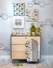 Load image into Gallery viewer, Uptown Traffic Changing Pad Cover - Shop Baby Slings & wraps, Baby Bedding & Home Decor !