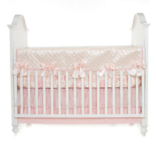 Load image into Gallery viewer, Cottage Rose  Crib Rail Protector - Shop Baby Slings & wraps, Baby Bedding & Home Decor !