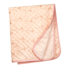 Load image into Gallery viewer, COTTAGE ROSE 3PC SET (INCLUDES QUILT, SHEET, CRIB SKIRT) - Shop Baby Slings & wraps, Baby Bedding & Home Decor !