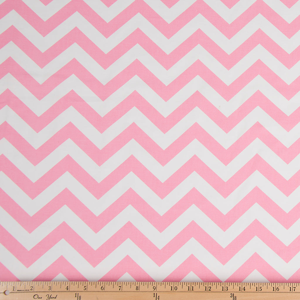 Pink Swizzle Chevron Fabric - Shop Baby Slings & wraps, Baby Bedding & Home Decor !