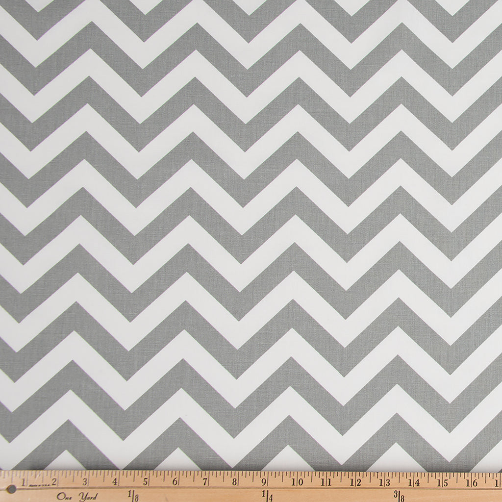 Swizzle Grey Chevron Fabric - Shop Baby Slings & wraps, Baby Bedding & Home Decor !