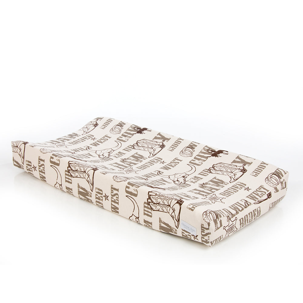 Carson Changing Pad Cover - Shop Baby Slings & wraps, Baby Bedding & Home Decor !