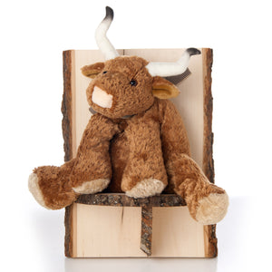 Steer Wall Hanging - Shop Baby Slings & wraps, Baby Bedding & Home Decor !