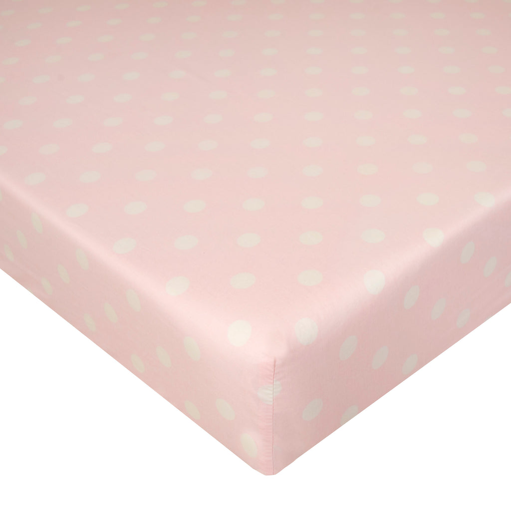 Victoria Mini Crib Fitted Sheet by Glenna Jean | Baby Girl Nursery + Hand Crafted with Premium Quality Fabrics | Fully Elasticized - Shop Baby Slings & wraps, Baby Bedding & Home Decor !
