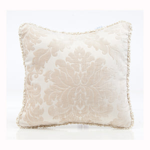 Victoria Pillow - Damask with Cord - Shop Baby Slings & wraps, Baby Bedding & Home Decor !