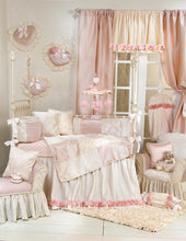 Load image into Gallery viewer, Victoria Pillow - Damask with Cord - Shop Baby Slings & wraps, Baby Bedding & Home Decor !