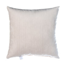 Load image into Gallery viewer, Soho Velvet Throw Pillow in White - Shop Baby Slings & wraps, Baby Bedding & Home Decor !