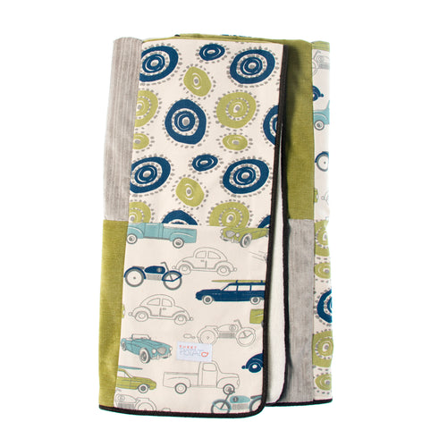 Uptown Traffic Quilt - Shop Baby Slings & wraps, Baby Bedding & Home Decor !