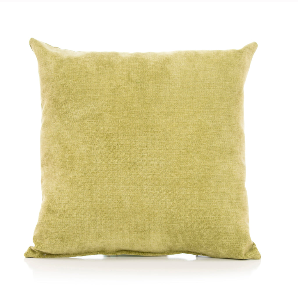 Uptown Traffic Pillow - Green Velvet - Shop Baby Slings & wraps, Baby Bedding & Home Decor !