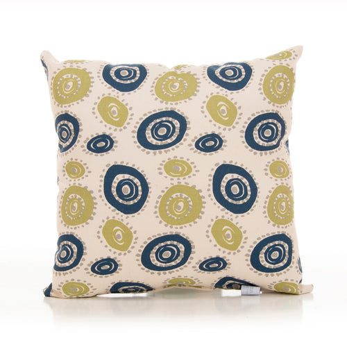 Uptown Traffic Pillow - Circles - Shop Baby Slings & wraps, Baby Bedding & Home Decor !