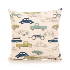 Uptown Traffic Pillow - Cars - Shop Baby Slings & wraps, Baby Bedding & Home Decor !