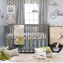 Load image into Gallery viewer, UPTOWN TRAFFIC 3 PIECE SET - Shop Baby Slings & wraps, Baby Bedding & Home Decor !