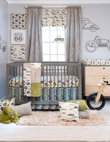 Uptown Traffic Swatch set - Shop Baby Slings & wraps, Baby Bedding & Home Decor !