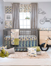 Load image into Gallery viewer, Uptown Traffic Drapery Panels - Shop Baby Slings & wraps, Baby Bedding & Home Decor !