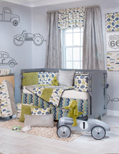 Load image into Gallery viewer, Uptown Traffic Bumper - Shop Baby Slings & wraps, Baby Bedding & Home Decor !