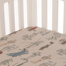 Load image into Gallery viewer, Fly-By 2pc Mini Crib Set - Shop Baby Slings & wraps, Baby Bedding & Home Decor !