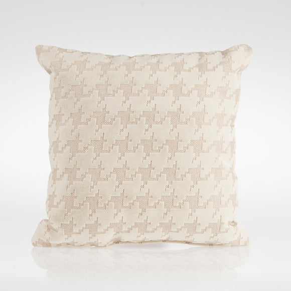 Fly-By Pillow, Cream Houndstooth - Shop Baby Slings & wraps, Baby Bedding & Home Decor !