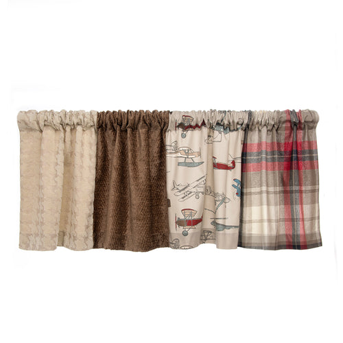 Fly-By Window Valance - Shop Baby Slings & wraps, Baby Bedding & Home Decor !