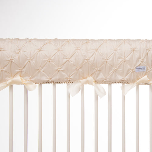 Paris Crib Rail Protector - Shop Baby Slings & wraps, Baby Bedding & Home Decor !