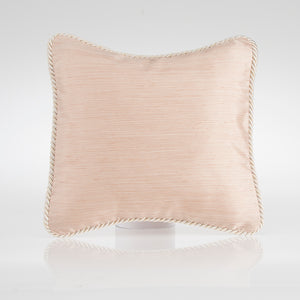 Paris Pillow Pink Strie' with Cord - Shop Baby Slings & wraps, Baby Bedding & Home Decor !