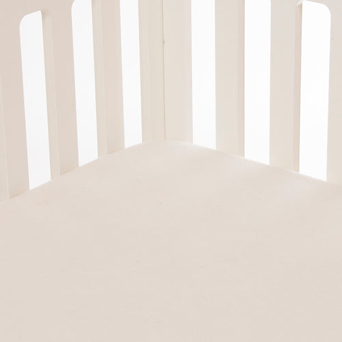Florence Fitted Sheet - Cream Softee