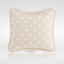 Load image into Gallery viewer, Florence Pillow (Grey Dot) - Shop Baby Slings & wraps, Baby Bedding & Home Decor !