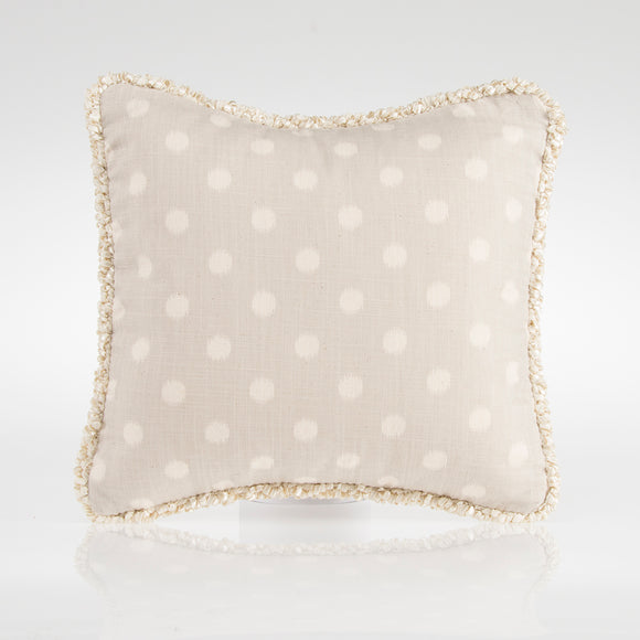 Florence Pillow (Grey Dot) - Shop Baby Slings & wraps, Baby Bedding & Home Decor !