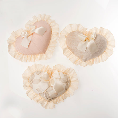Florence Wall Hanging (Set of 3 Hearts) - Shop Baby Slings & wraps, Baby Bedding & Home Decor !
