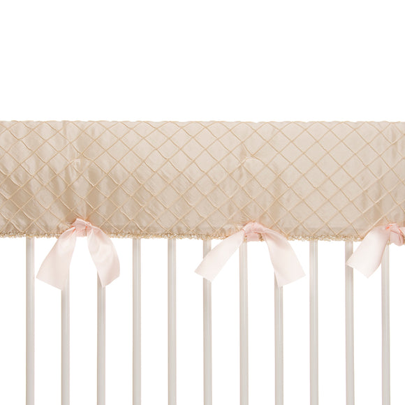Contessa Crib Rail Protector - Shop Baby Slings & wraps, Baby Bedding & Home Decor !