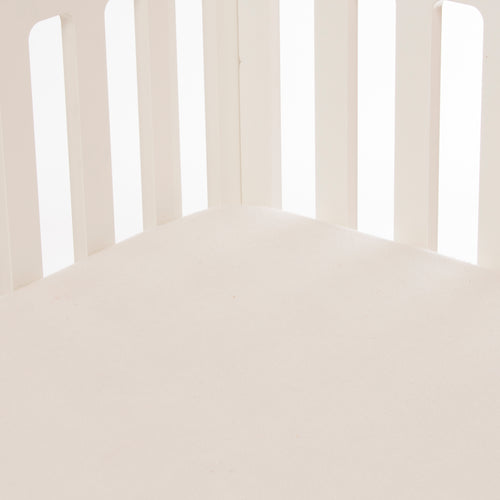Contessa Fitted Sheet (Cream Softe)