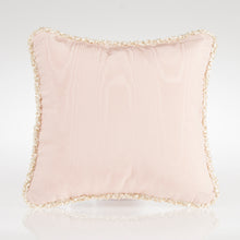 Load image into Gallery viewer, Contessa Pillow - Pink Moire - Shop Baby Slings & wraps, Baby Bedding & Home Decor !