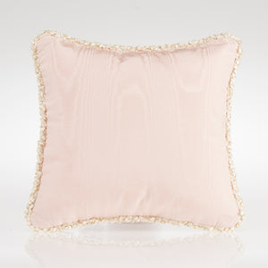 Contessa Pillow - Pink Moire - Shop Baby Slings & wraps, Baby Bedding & Home Decor !