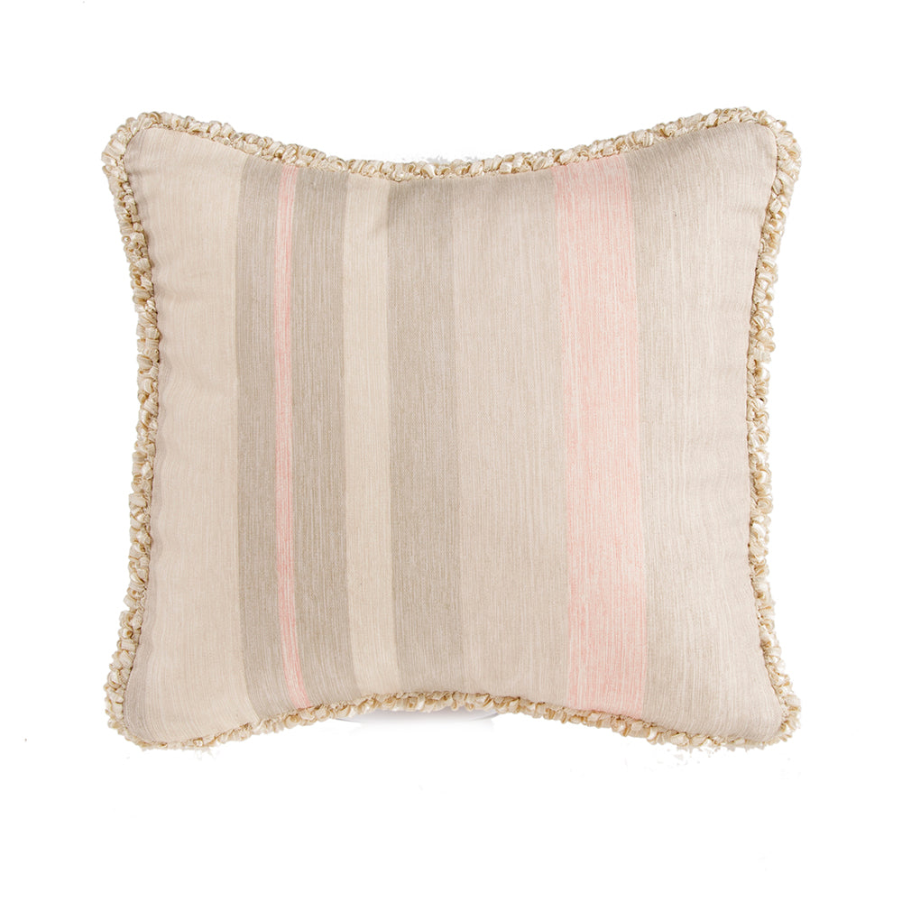 Contessa Pillow - Stripe - Shop Baby Slings & wraps, Baby Bedding & Home Decor !
