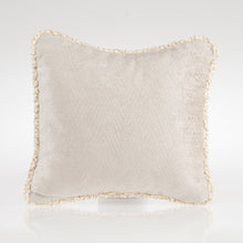 Load image into Gallery viewer, Contessa Pillow - Grey Velvet - Shop Baby Slings & wraps, Baby Bedding & Home Decor !