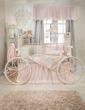Load image into Gallery viewer, Contessa Pillow - Pink Dot Embroidery - Shop Baby Slings & wraps, Baby Bedding & Home Decor !